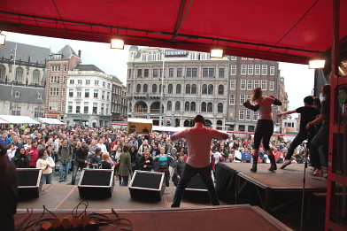 Younity op op Rhythm Against Racism